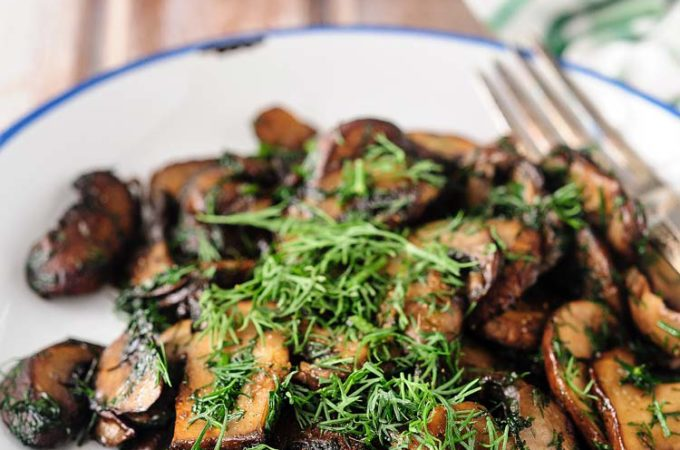 How to cook perfect mushrooms every time - use these tips to cook delicious golden mushrooms without any fuss | Imagelicious