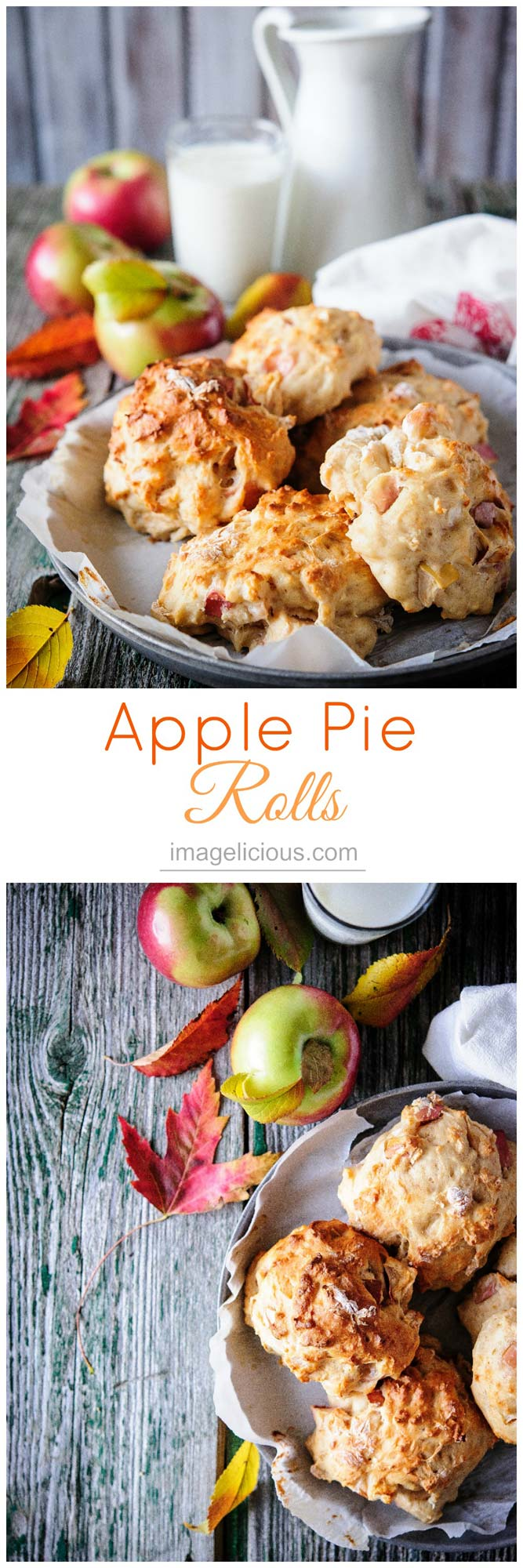 Apple Pie Rolls taste like apple pie but without all the effort | Imagelicious