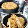 Matzo Brei is just a fancy name for fried matzo and eggs. Easy and delicious breakfast or snack. Perfect for Passover breakfast | Imagelicious