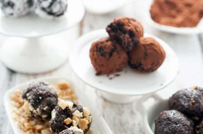 How to turn cupcakes into truffles