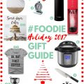 This #Foodie Holiday 2017 Gift Guide has 12 amazing gifts that any foodie would love. From stocking stuffers to more significant items there will be something for any budget and any taste   Imagelicious #Foodie #GiftGuide #Holidays #Christmas #FoodieGifts #2017