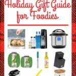 Ultimate Holiday Gift Guide for Foodies is the perfect list of gifts to get your loved ones, friends, and family during holidays. From hot appliances like Instant Pot to cookbooks to little useful gadgets, this list has something for any budget   imagelicious.com #giftguide #holidaygiftguide #foodies