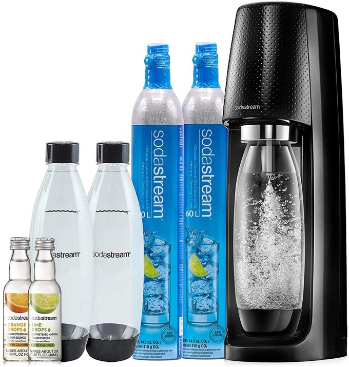 SodaStream.