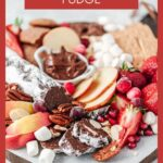 Chocolate Salami is a delicious chocolate and cookie fudge. Really simple and fast to make and perfect for gift-giving. Freezer-friendly. Use Instant Pot for a convenient way of making it | imagelicious.com #chocolatesalami #fudge